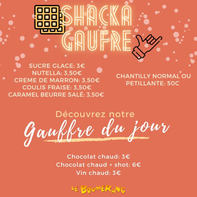 waffle french